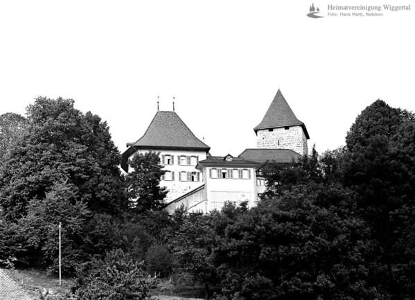 Burgenfahrt Thun/Oberhofen 1984