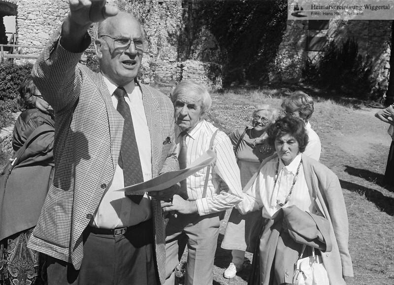 Burgenfahrt Dornach 1991