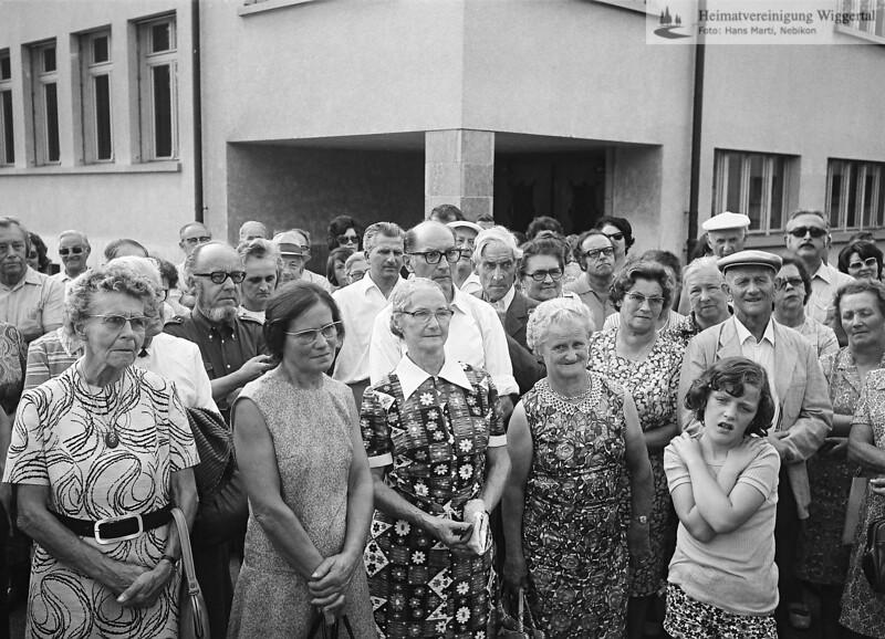 Burgenfahrt Burgdorf 1973