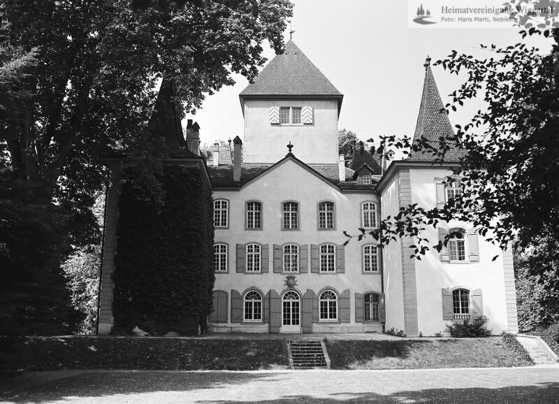 Schloss Jegenstorf 1976