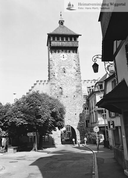 Rheinfelden Burgenfahrt