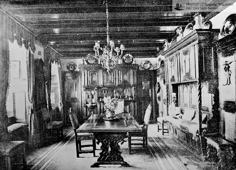 Fotografie aus Buch Wohnzimmer