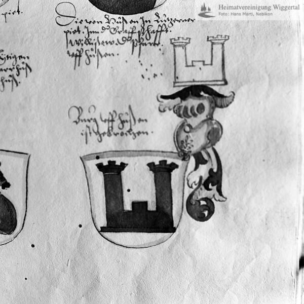 Reproduktion Wappen