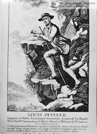 Reproduktionen Louis Pfyffer