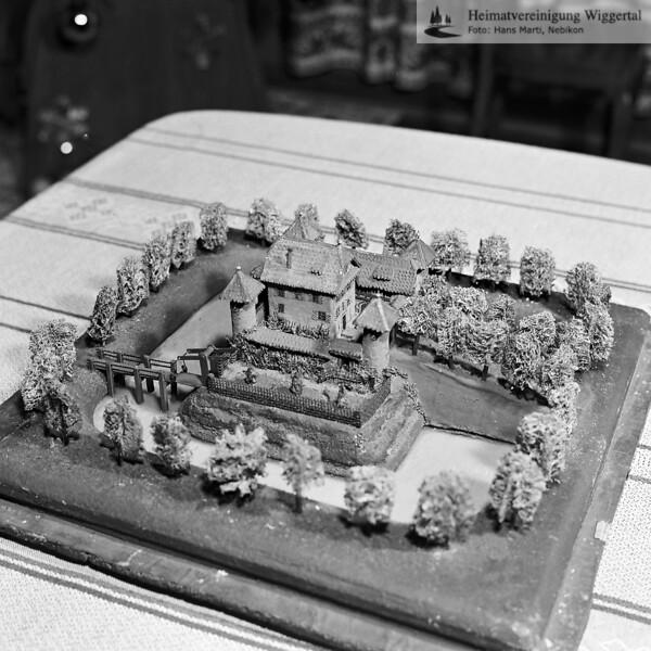 Schloss Modell