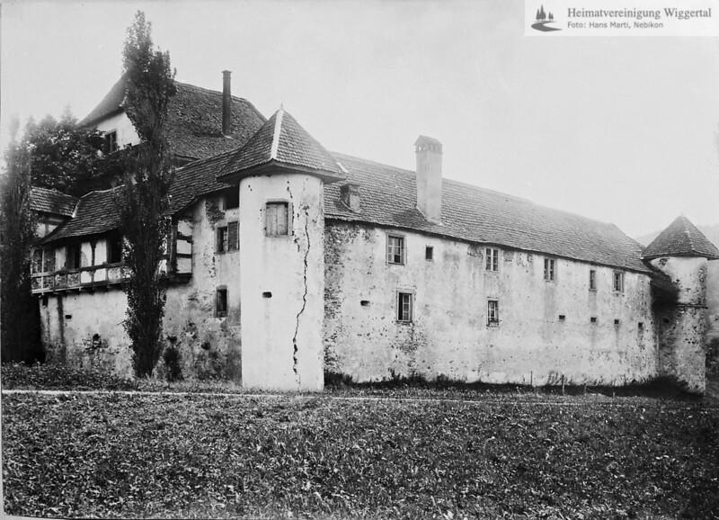 Reprodukionen Schloss