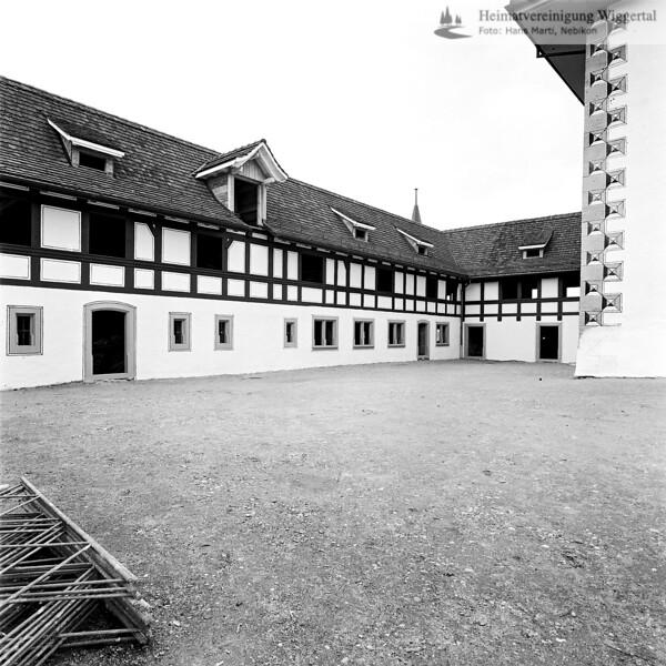 Schlosswyher Innenhof