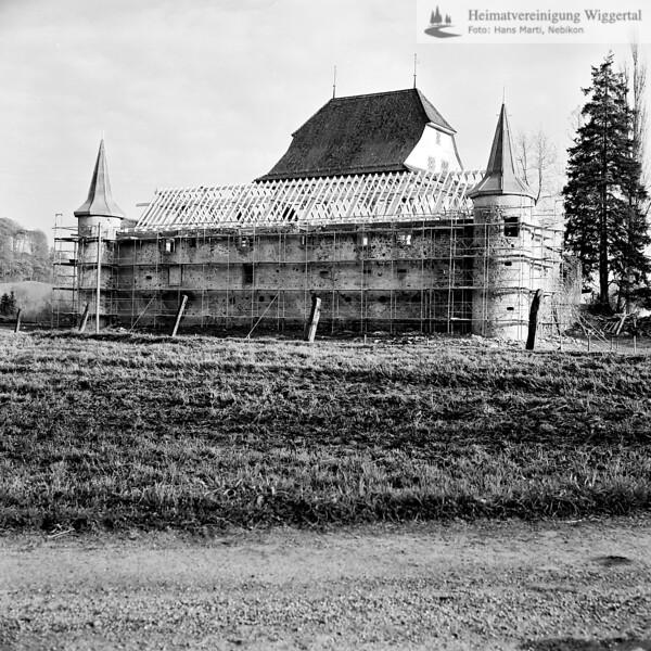 Schloss Wyher Renovation