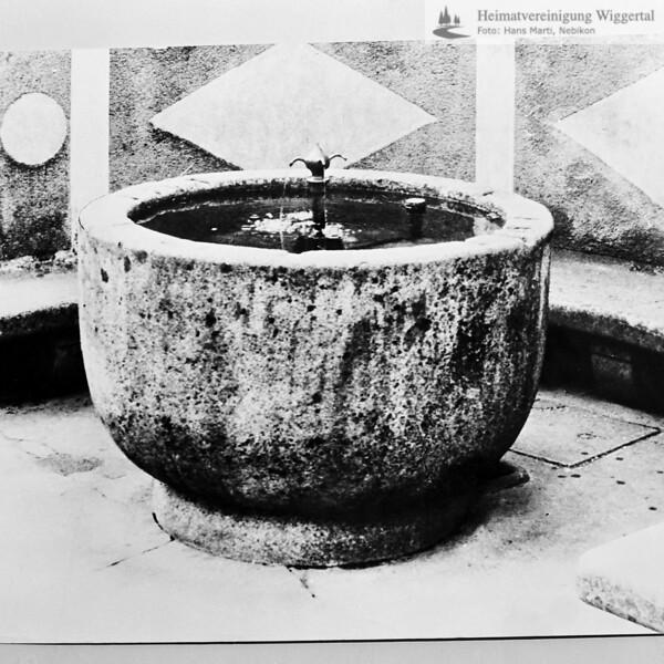 Ettiswil Brunnen