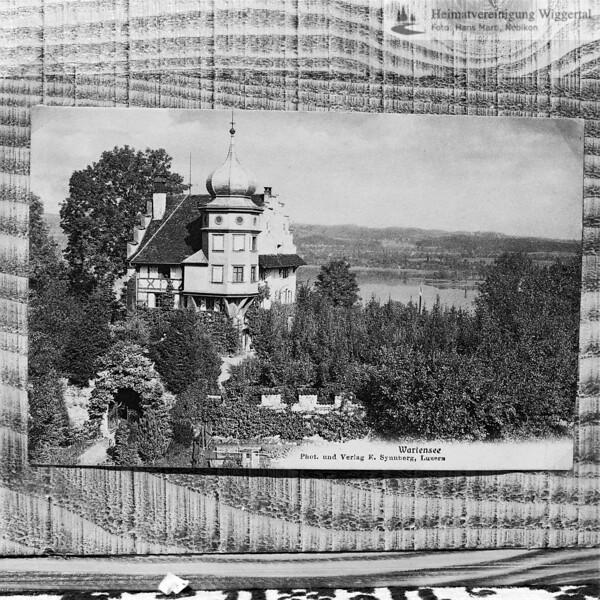 Schloss Wartensee Reproduktion