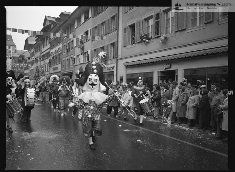 Willisau Narrentreffen 1984