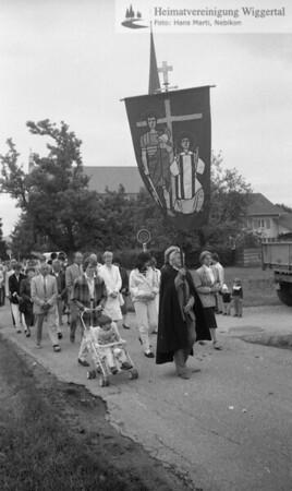 Fronleichnam Schötz 02.06.1988