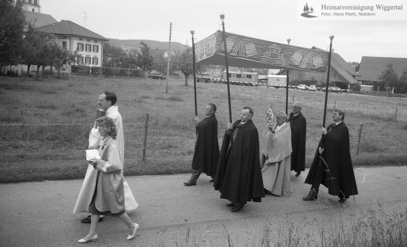 Fronleichnam Nebikon 1993