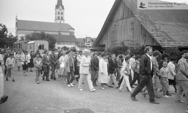 Fronleichnam Schötz 1984
