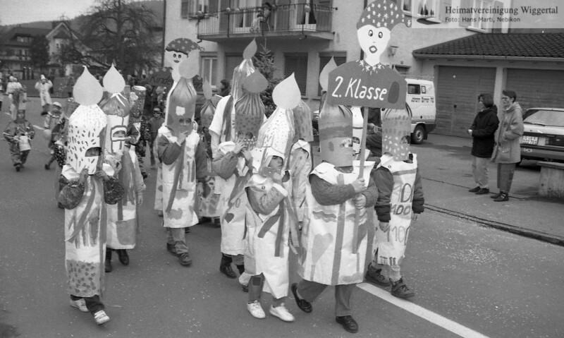 #030200 | 1993; 2. Klasse; Kirchstrasse; pewü; fja; shr