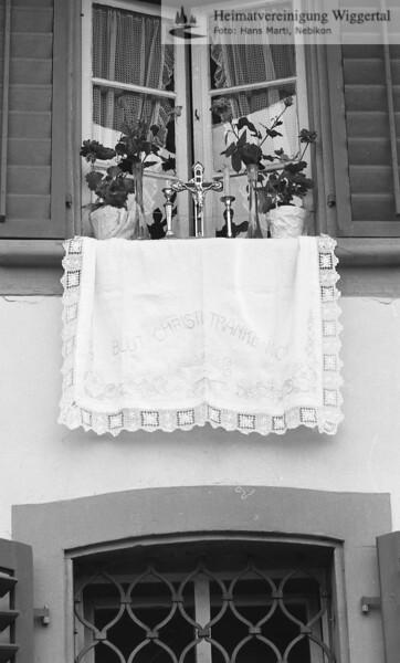 Fronleichnam Altishofen 1975