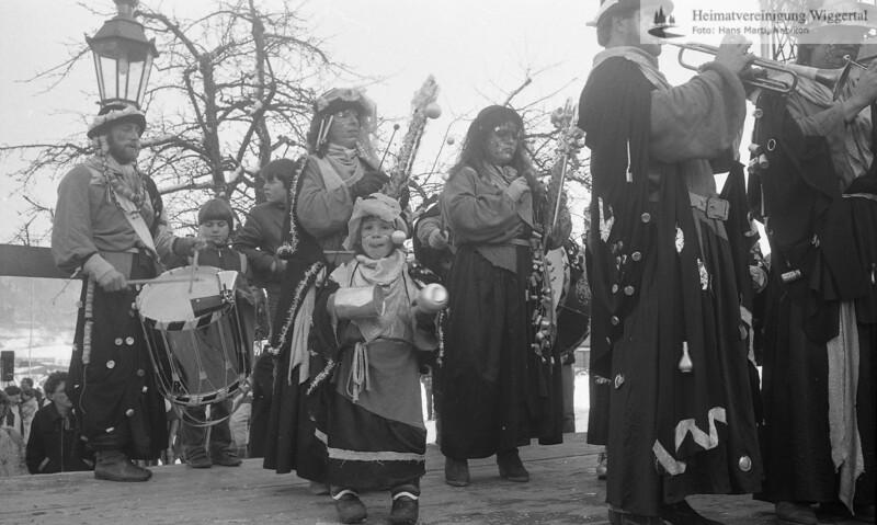 Altishofen 1984 Guggenmusigfestival
