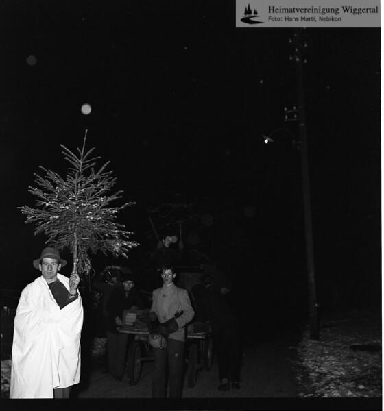 #030410 | Giritzjagen Wikon um 1960; ww