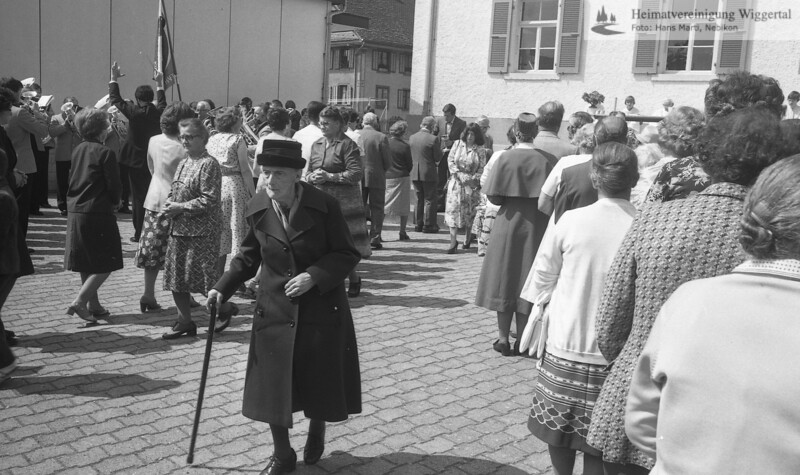 Fronleichnam Altishofen 1980