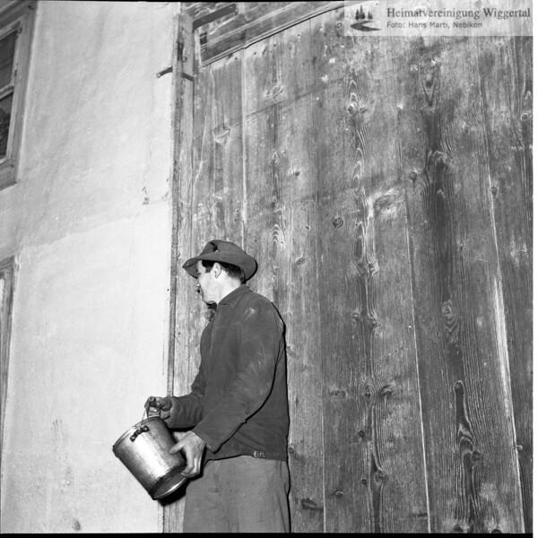 #030424 | Giritzjagen um 1960; ww