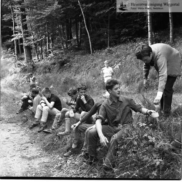 Grenzbegegnung 1967