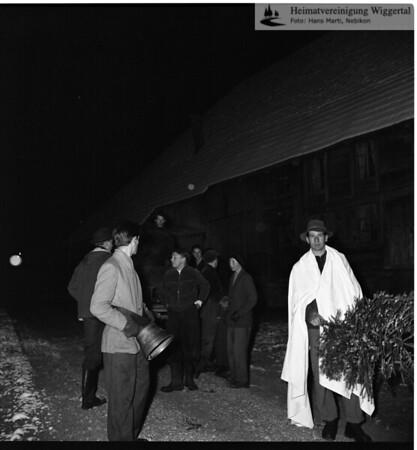#030414 | Giritzjagen um 1960; ww