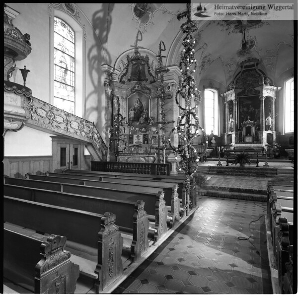 #030479 | Pfarrkirche Altishofen; Palmsonntag; hebi; fja
