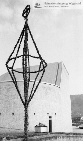 Palmenweihe Altishofen 1987