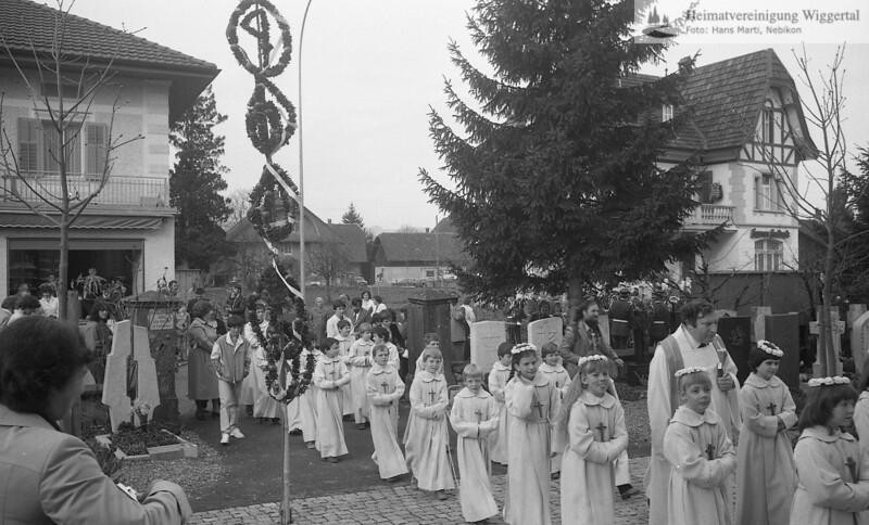 Palmsonntag 1983
