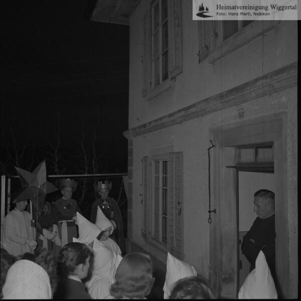#030619 | Sternsingen; wer?; wo?; fja