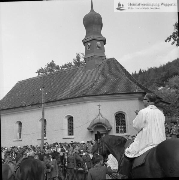#031271 | Auffahrtsumritt; Wendelinskapelle; fja