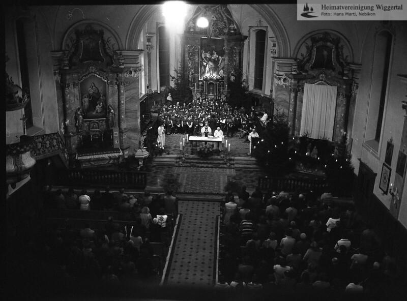 Weihnachten 1980er Jahre Altishofen
