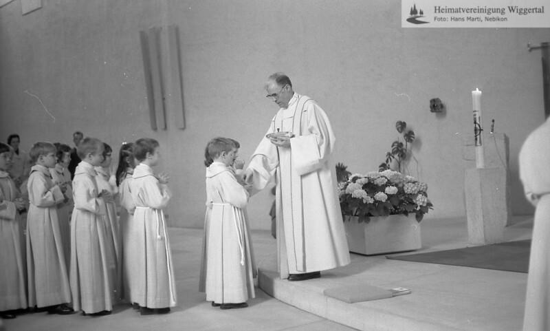 Weisser Sonntag Nebikon 1987