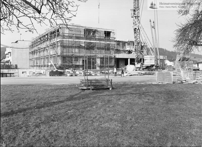 Bau 1987