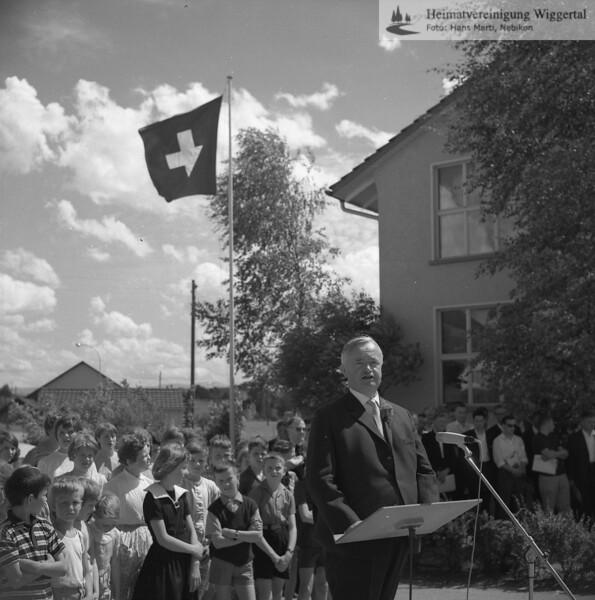 #040131 | Wüest Hans, Gemeindepräsident; fja