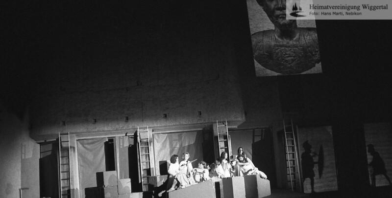 Festspiel Aug/September 93 100 Jahre Nebikon