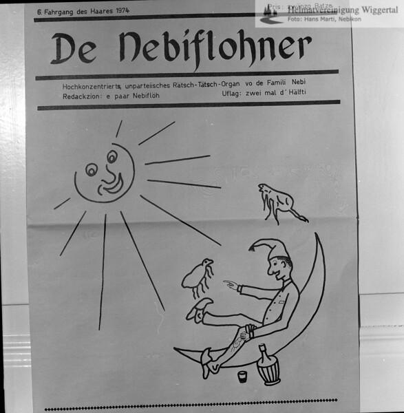 #040711 | Nebiflohner 1974; fja