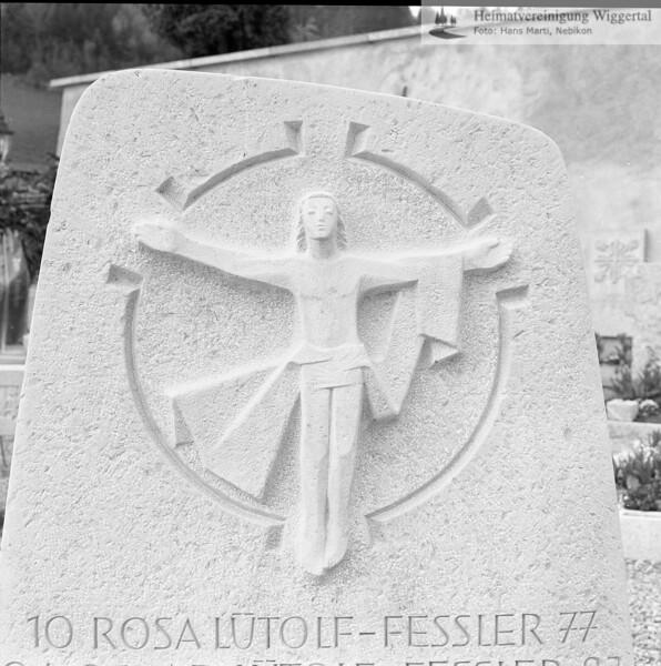 Friedhof 1997