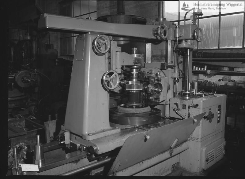 #040868 | Zahnradfabrik; Grob AG; fja