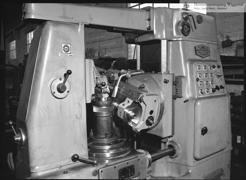 #040863 | Zahnradfabrik; Grob AG; fja