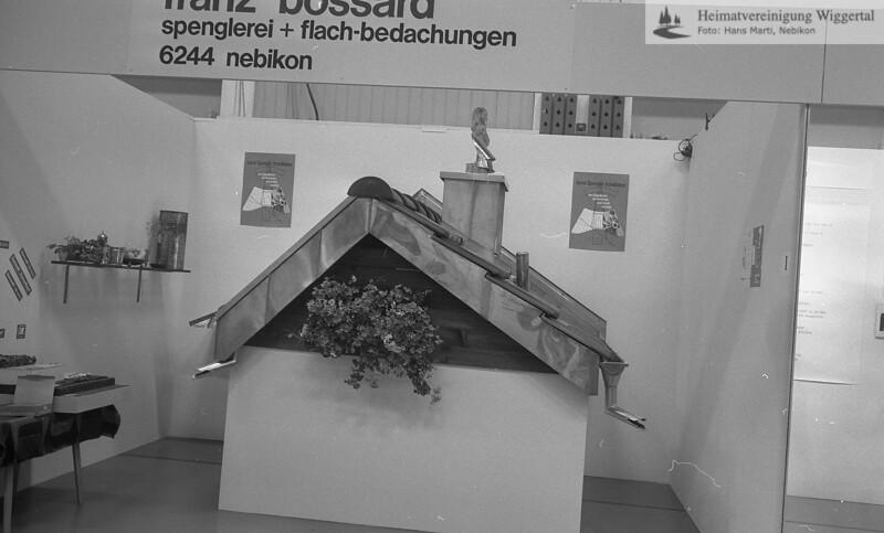 Gewerbeausstellung Nebikon 1983