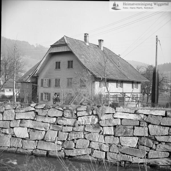 #041025 | Haus Glinz, Schürgasse; Wiggerverbauung; rhä