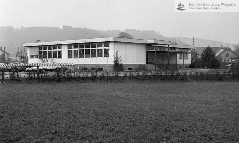 #041051 | Schulpavillon. 1974 ?; rhä