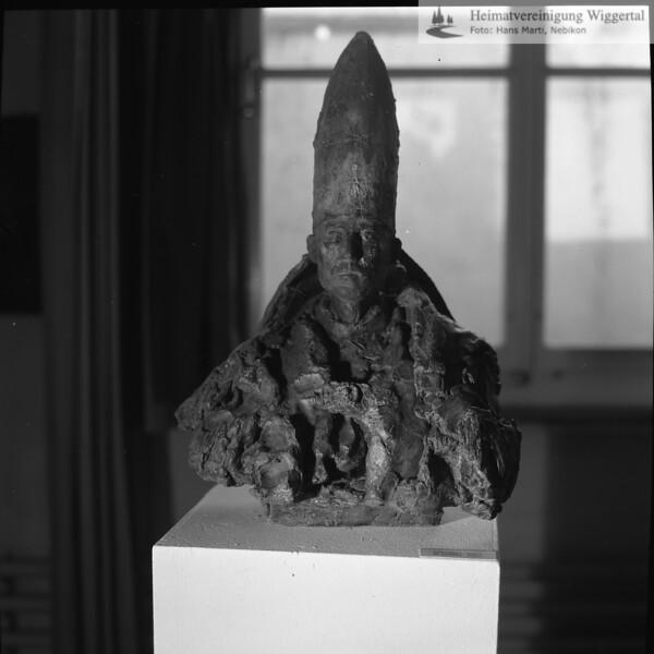 #041156   Kunstausstellung Bern; wer?; MHN