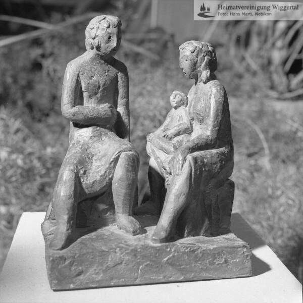 #041150   Kunstausstellung Bern; wer?; MHN