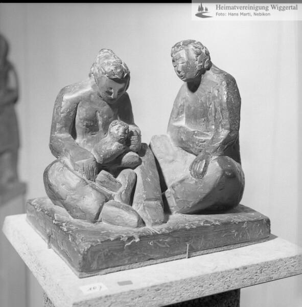 #041149   Kunstausstellung Bern; wer?; MHN