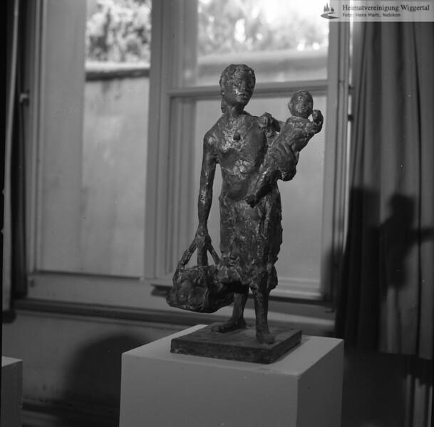 #041152   Kunstausstellung Bern; wer?; MHN
