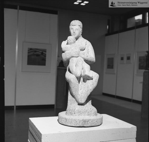 #041143   Kunstausstellung Bern; wer?; MHN