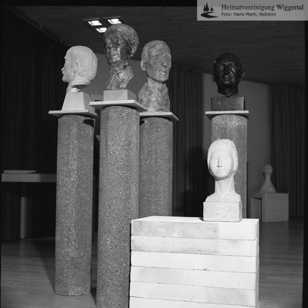 #041142   Kunstausstellung Bern; wer?; MHN