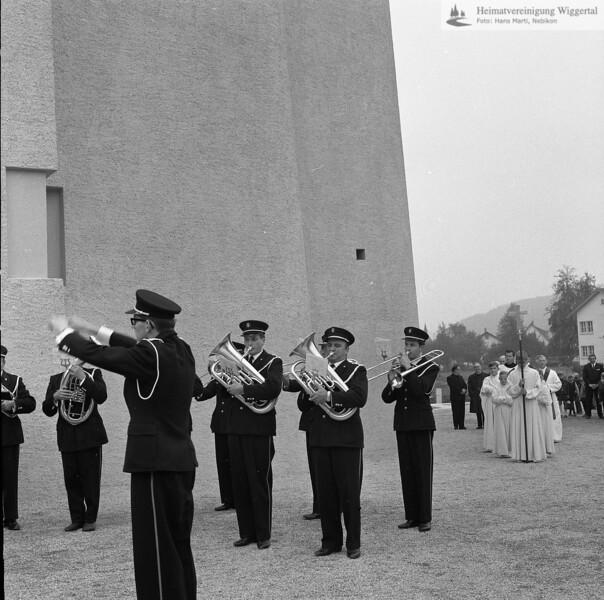 Einweihung Kirche 5 Okt. 1968